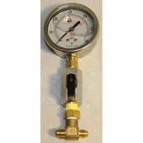 Fuel Pressure Gauge, OM-148, OM-180, OM-128HH, OM-122DW