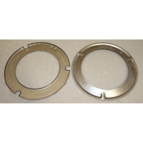 "Nordic Burner Ring Set 6.75"" x 1"" OD, 130"