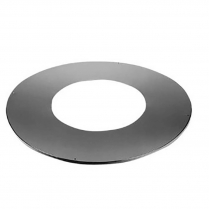 "Stove Pipe DT Trim Collar Round Support Box, 5""-6"""