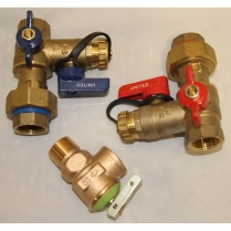 Bosch ProTankless Isolation Valve Kit