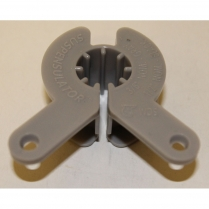 """Pex Access. Tubing Insulator Clamp 3/8"""""""