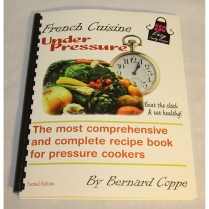 Pressure Cooker French Gourmet Cookbook