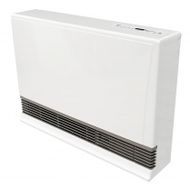 Rinnai Direct Vent Wall Furnace R Series White LP