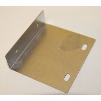 Heat Exchanger L Bracket Rear, L72, L73