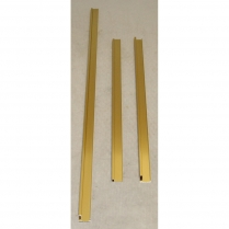 "Osburn Faceplate Trim Kit Brass 29""x 44"""