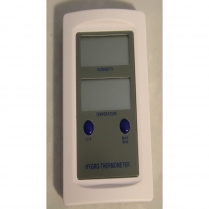 Thermometer Digital Hygro w/ Ext. Sensor
