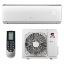 GREE Livo Wall Mount Ductless Mini Split Air Conditioner Heat Pump System