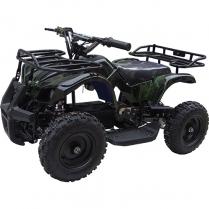 ATV Sonora Green Camo 24V 350W