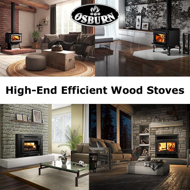 Osburn Wood Stoves