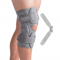 Swede-O Thermal Vent Open Wrap Hinged Knee Brace