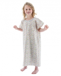 Child Print Gown Size 4-6