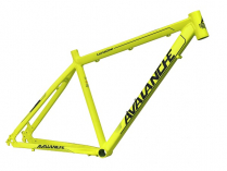 "ABC LUNA ONE 26"" (M) FRAME YELLOW"