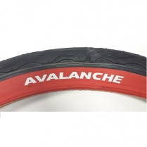 "ABC TYRE 26"" CRUISER RED WALL"