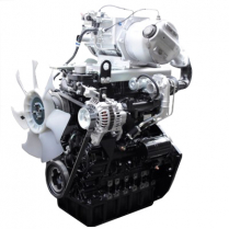 41.5Hp@2500rpm, Variable Speed