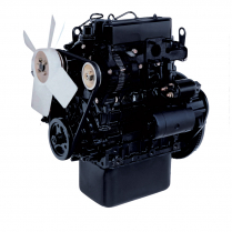15.8Hp@2400rpm, Variable Speed