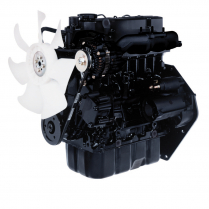 27.6Hp@3000rpm, Variable Speed