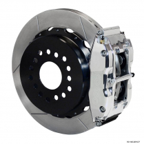 """New Style Ford Big Bearing Drilled Rear Disc Brake Kit - 13"""""""