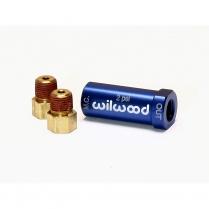 Residual Pressure Valve - 2 psi Blue