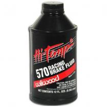 Wilwood 570 Race Brake Fluid, 12 oz - Case of 24 Bottles