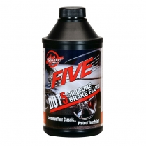 Wilwood Five Silicone Brake Fluid - 12 Oz