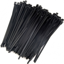 "Low Pro 7"" Cable Ties 50 lb - 50 Count"