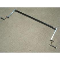 1928-31 Ford Rear Sway Bar Kit - Plain Steel