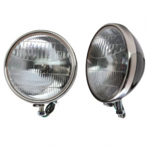 1933-34 Ford Pickup Quartz Headlights with Turn Signals