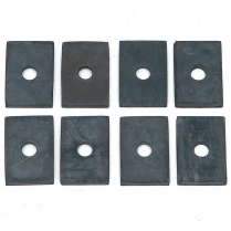 1947-53 GM PU Long Bed & 55-72 PU Short Bed Mounting Pads