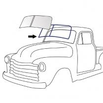 1947-53 Chevy & GMC Pickup Truck Standard Windshield Seal