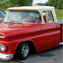 1960-61 Chevy & GMC Pickup Door Seal Kit