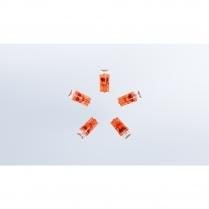 Bulb Kit Red Led For 5 Gauge Kit