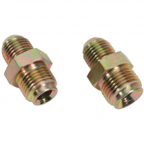 """Power Steering Fitting - 5/8-""""11/16 Inverted Flare to -6AN"""