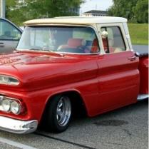 1960-66 Chevy & GMC Pickup Door Seal Kit