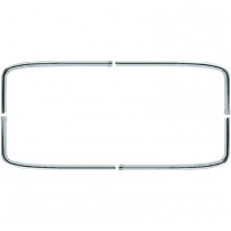 1967-68 Chevy/GMC Pickup Chrome Headliner Trim Kit