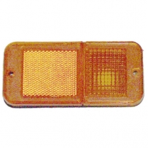 1968-72 Chevy/GMC Pickup Amber Side Marker Lamp