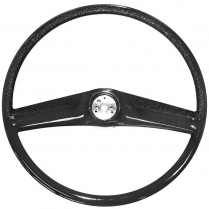 1969-72 Chevy Pickup Black Steering Wheel