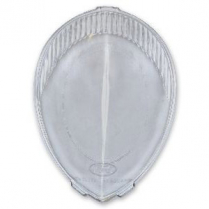 1937-39 Ford Headlight Lens - Clear