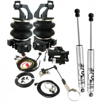 2004-08 Ford F150 4WD (Except FX2) LevelTow Kit