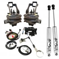 2011-16 Ford 3/4 & 1 Ton 2WD LevelTow Kit