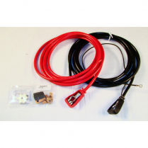 Trunk Mount Top Post Battery Cable Kit