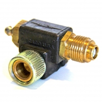 Speedometer Cable Adapter - 90 Deg 5/8-18 Thread
