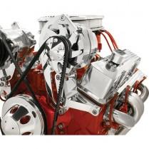 Alternator Bracket & Adjuster - Polished