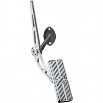 1955-57 Chevy Gas Pedal Assembly - Polished