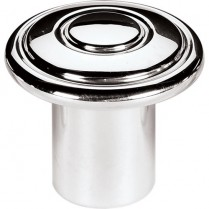 "Classic Dash Knob with 3/16"" Bore - Polished"