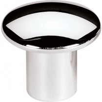 "Smooth Dash Knob with 3/16"" Bore - Polished"