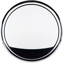 Smooth Standard Horn Button, 2 Contact Ford Only - Polished