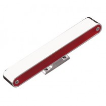 Oval Pedestal Third Brake Light - Polished