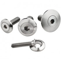 "Pro Bolts, 5/16""-18 x 1"" with 3/4"" Washer -Stainless"