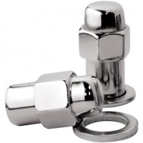 Mag Shank Lug Nuts - Closed End - 12mm-1.5 3/4""