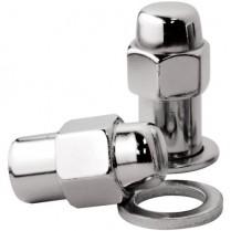 "Mag Shank Lug Nuts - Closed End - 12mm-1.5 3/4"""